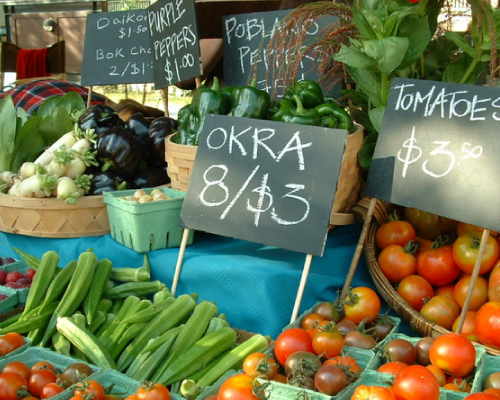 Are Farmer's Markets Really More Expensive?